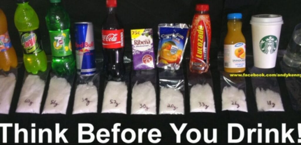 Avoid Sugary Drinks - How to Lose Weight in 2 Weeks