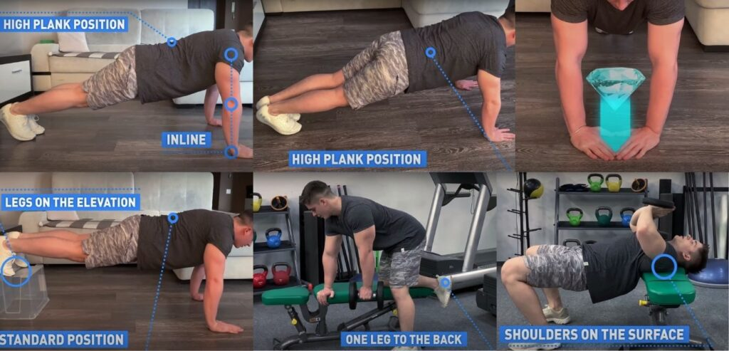 How-to-Lose-Chest-Fat-at-Home-push-ups