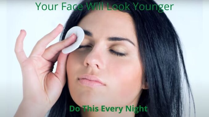 Your Face Will Look Younger