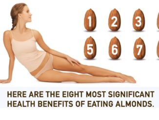 8 Health Benefits of Almond - Eat 4 Almonds Every Day