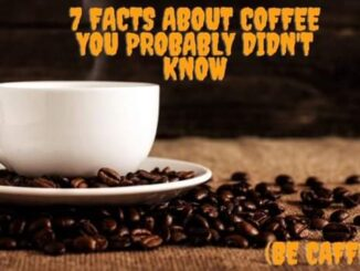 7 Fact About Coffee You Probably Don't Know