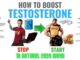 How to Boost Your Testosterone Level