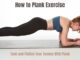 How to Plank Exercise