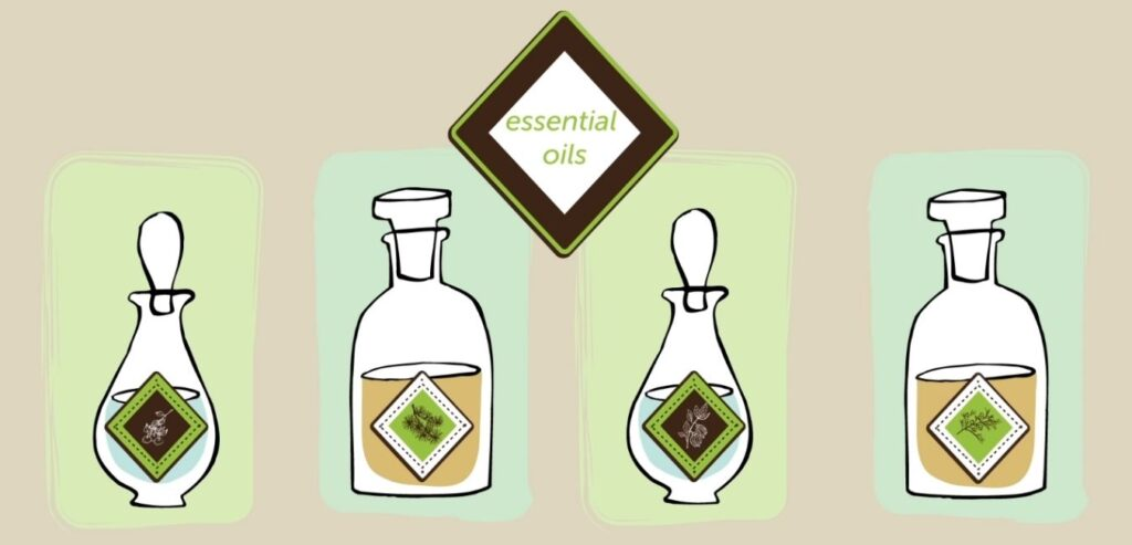 Experiment with Essential Oils