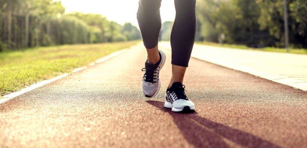 Go for More Walks - 9 Best Ways to Flatten Your Stomach