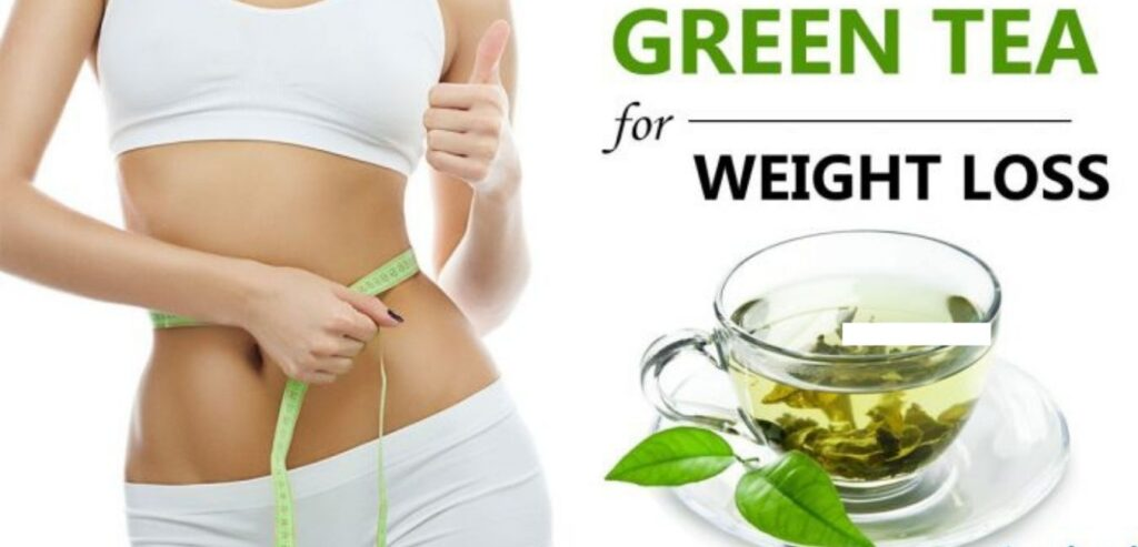 Green Tea to Lose Weight
