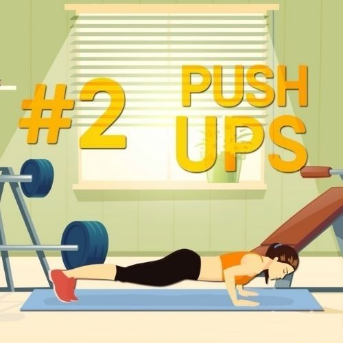 How to Be Energized All Day - Push-Ups