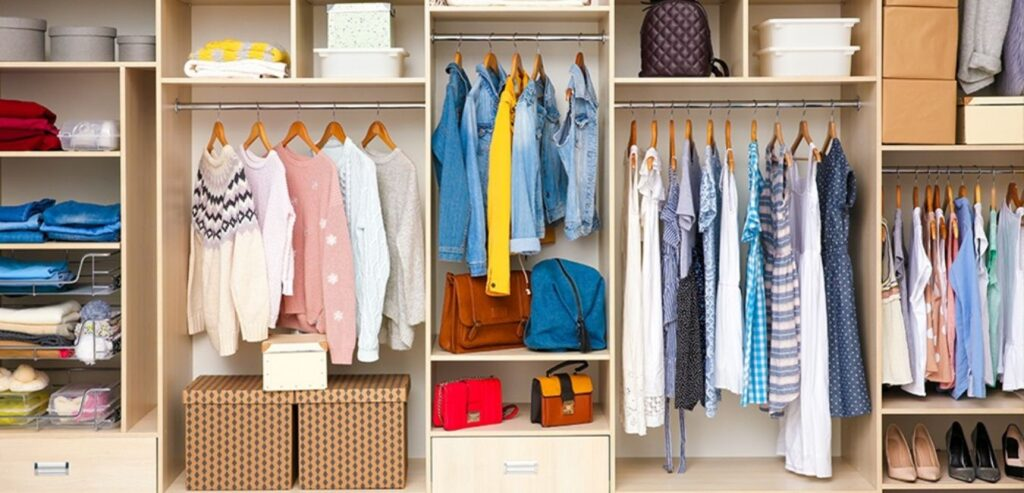 Make Sure Your Closet Is Organized