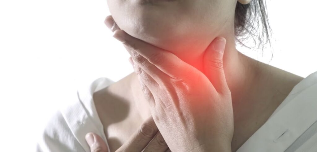 Lymph Nodes Changing - Top 12 Common Cancer Signs