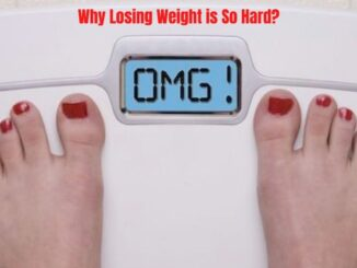 Why Losing Weight is So Hard
