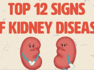 Top 12 Signs of Kidney Disease