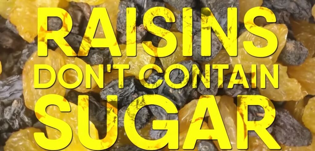 Does Not Contain Sugar