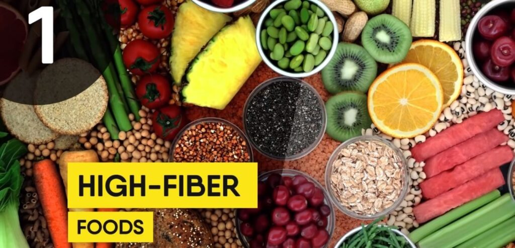 High-Fiber Foods - Top 5 High Thermic Foods