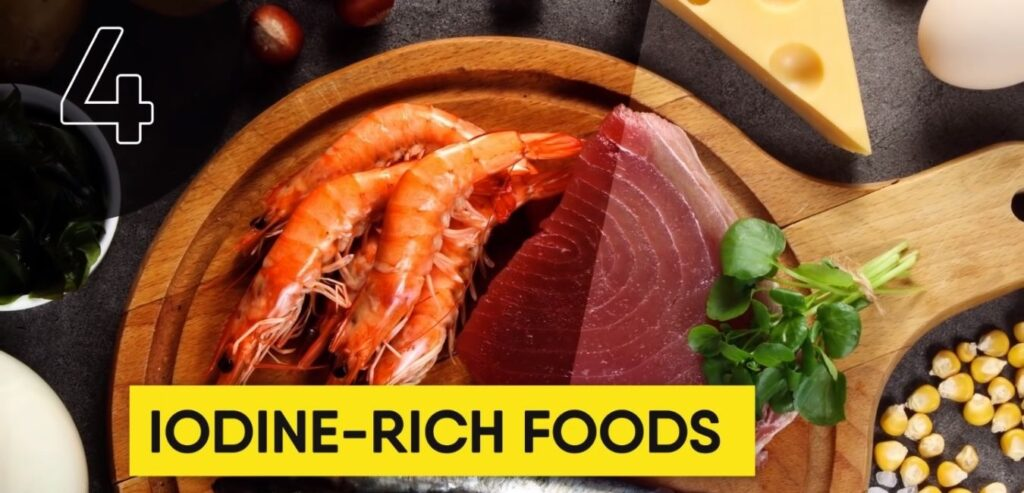 Iodine-Rich Foods - Top 5 High Thermic Foods