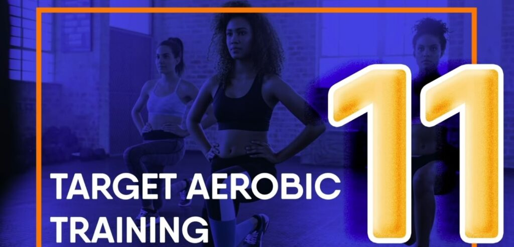 Target Aerobic Training - How to Burn Belly Fat