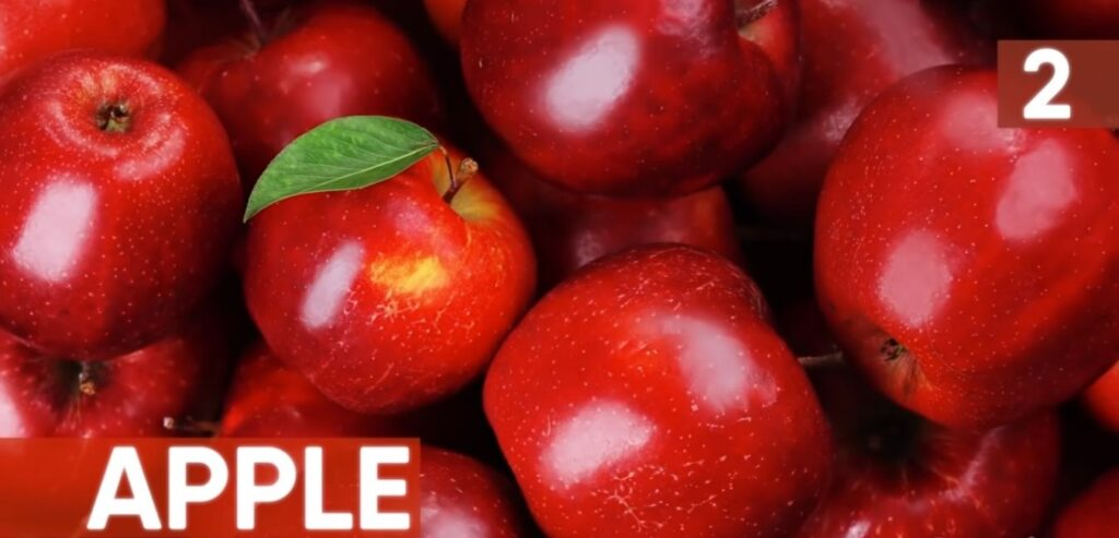 Apple - How to Cleanse Your Body Naturally