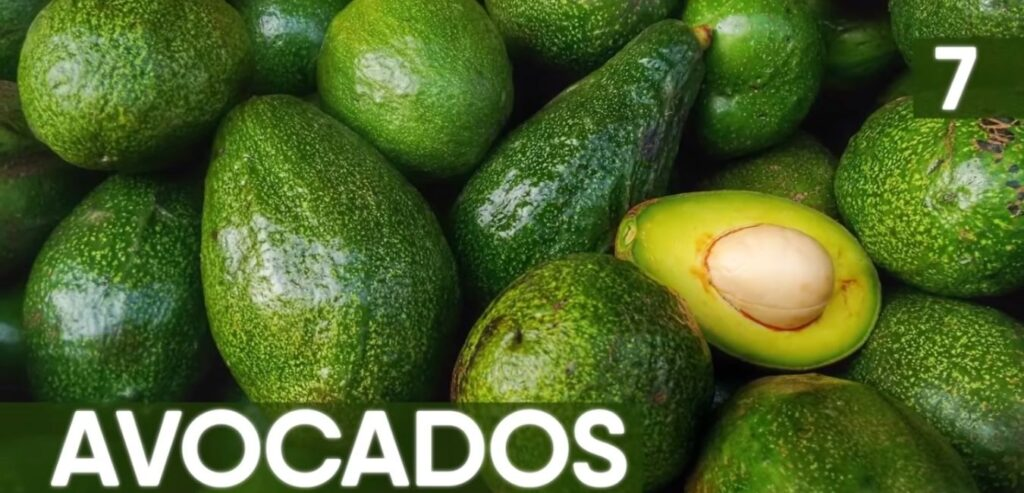 Avocados - How to Cleanse Your Body Naturally