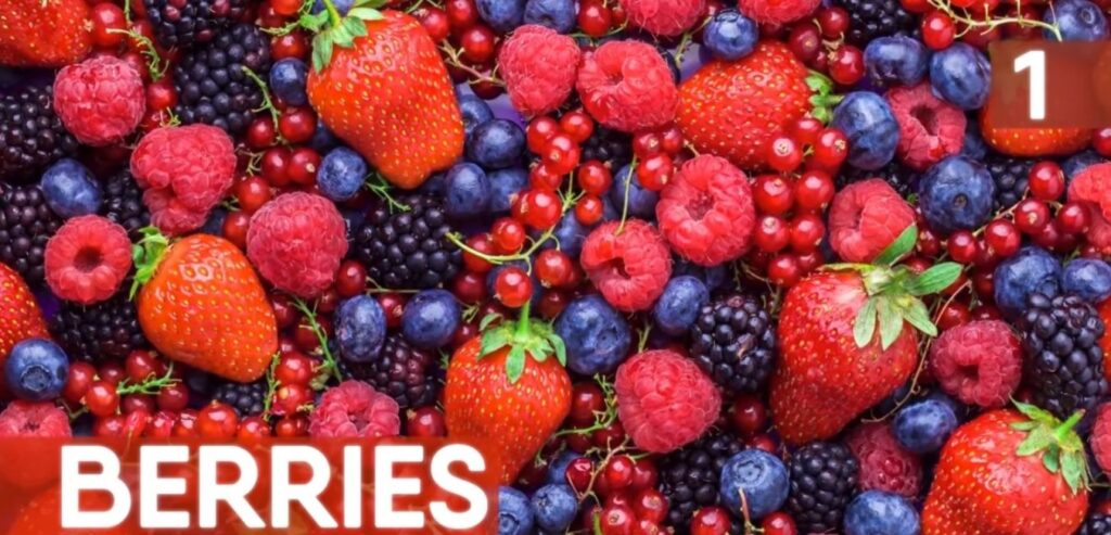 Berries - How to Cleanse Your Body Naturally