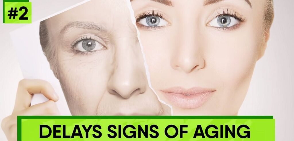 Delays Signs of Aging