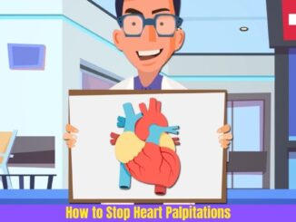How to Stop Heart Palpitations
