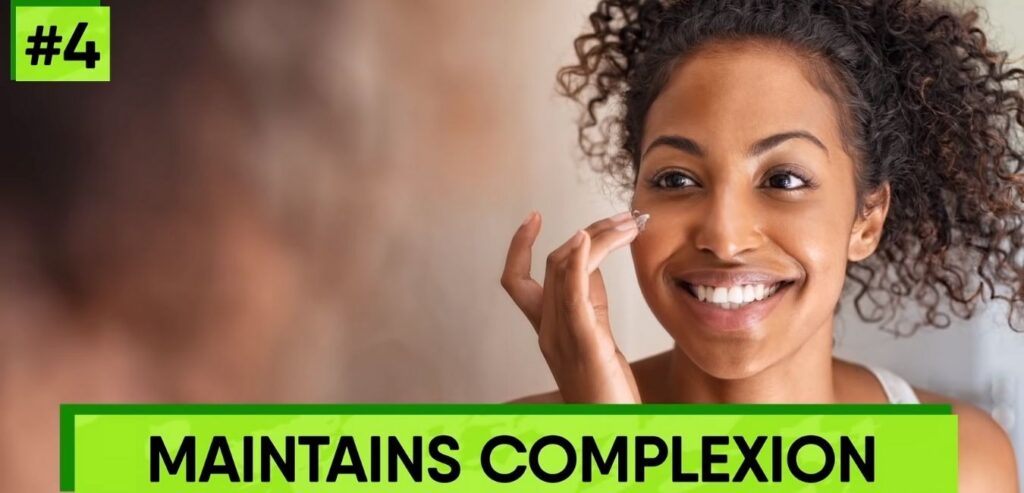 Maintains Complexion - Castor Oil for Skin and Hair