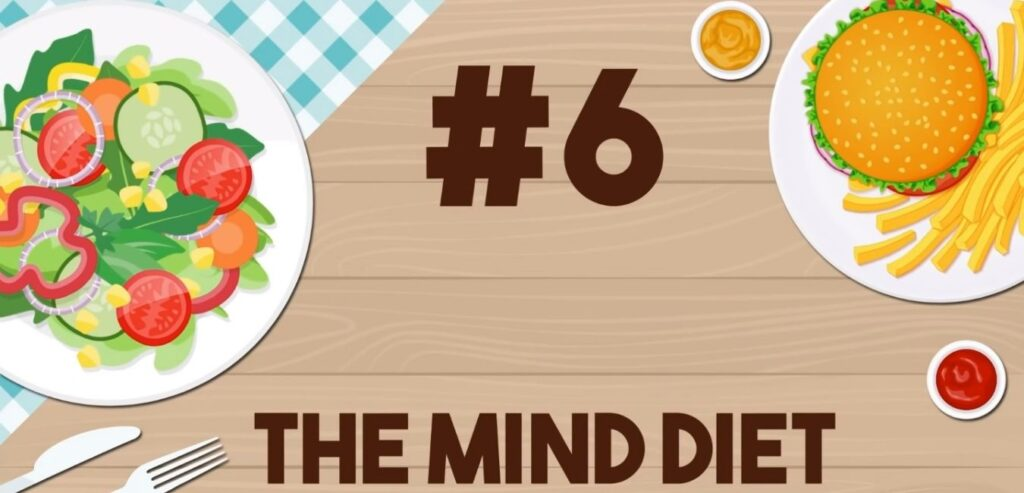 The MIND Diet - The Best and Worst Diets