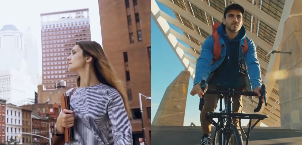 Walk or Bike to Your Workplace