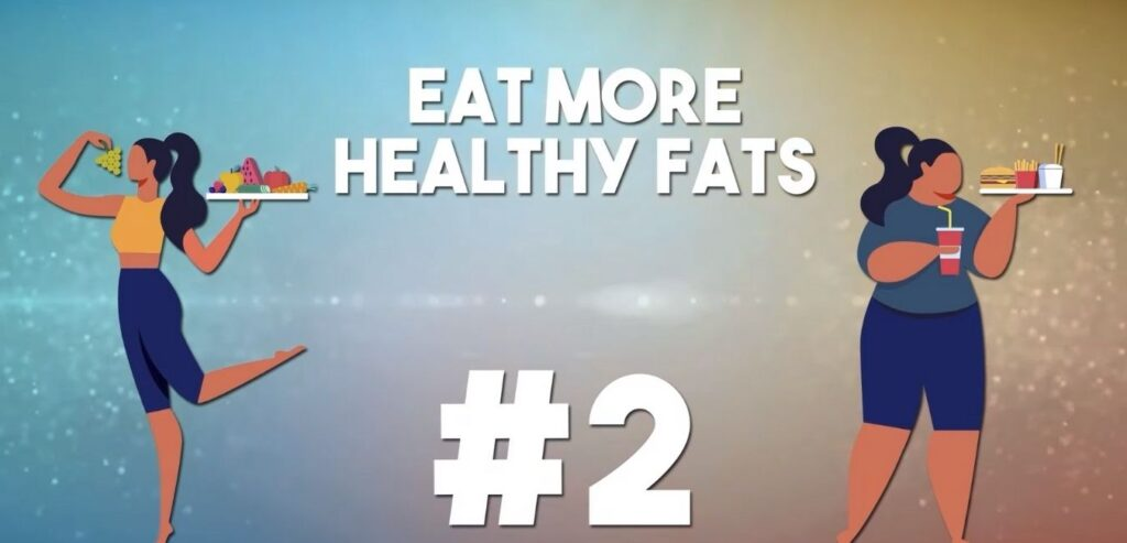 Eat More Healthy Fat - How to Improve Fat Absorption