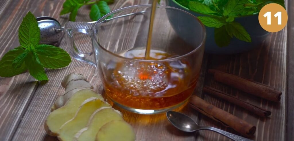 Ginger Tea - How to Relieve Your Migraine