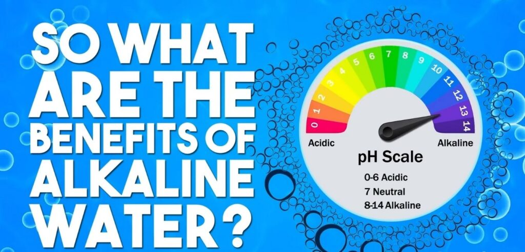 What Are the Benefits of Alkaline Water