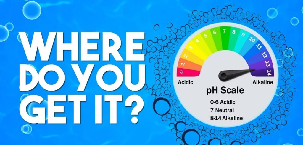 Where Do You Get It - All About Alkaline Water